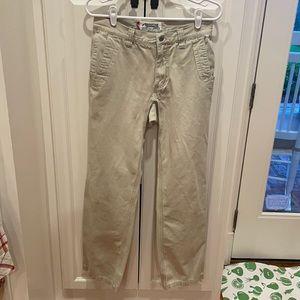Men's mountain khakis 31x32 slim fit